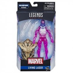 Avengers End Game Figura 6 Pulgadas Living Laser