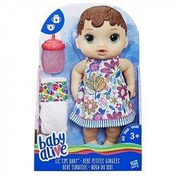 Baby Alive E0499 Bebé Sorbitos , Brunette Juguete Hasbro
