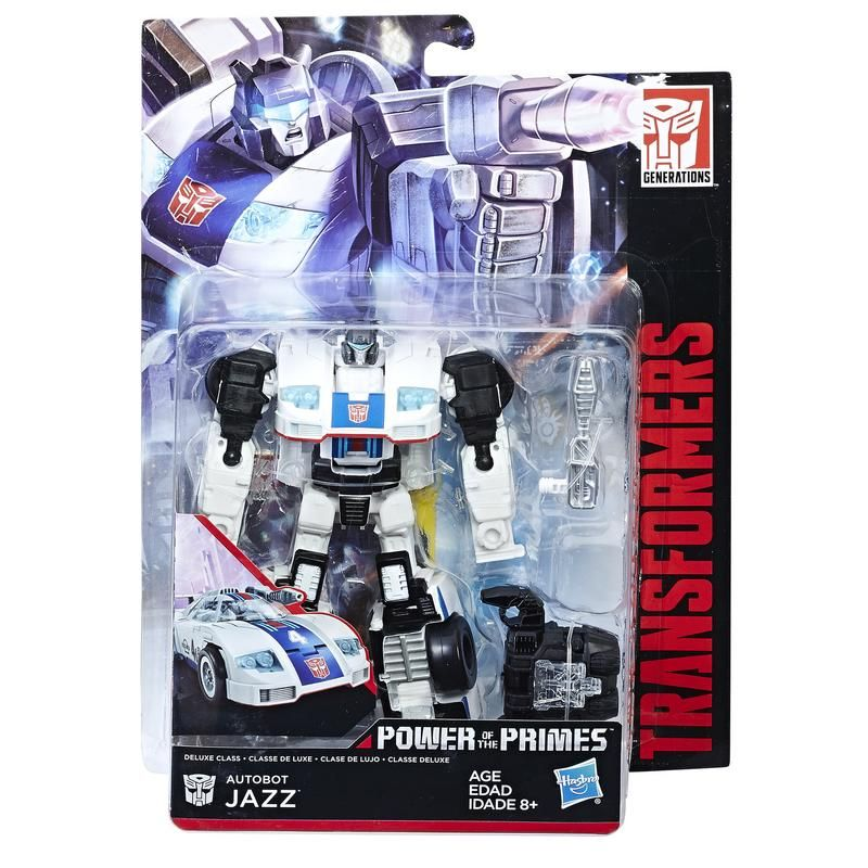Figura Transformers Deluxe Power Of The Primes Juguetron