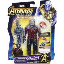 Marvel Avengers:Infinity War Hasbro Star Lord
