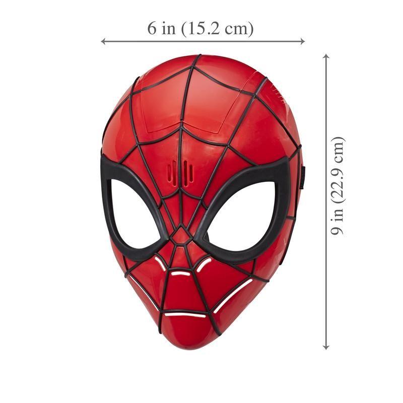 Marvel E0619 Máscara Spiderman Hero FX   Juguete Hasbro