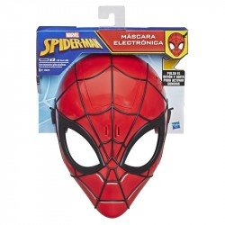 Marvel E0619 Máscara Spiderman Hero FX   Juguete Hasbro