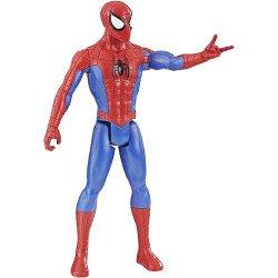 Hasbro E0649 Figura de Acción Spider-Man: Titan Hero Series
