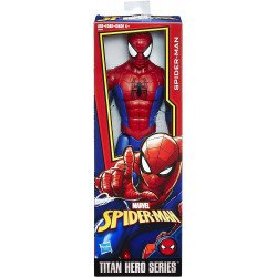SPLAY DOH 12 TITAN HERO POWER PACK SPIDER MAN HASBRO
