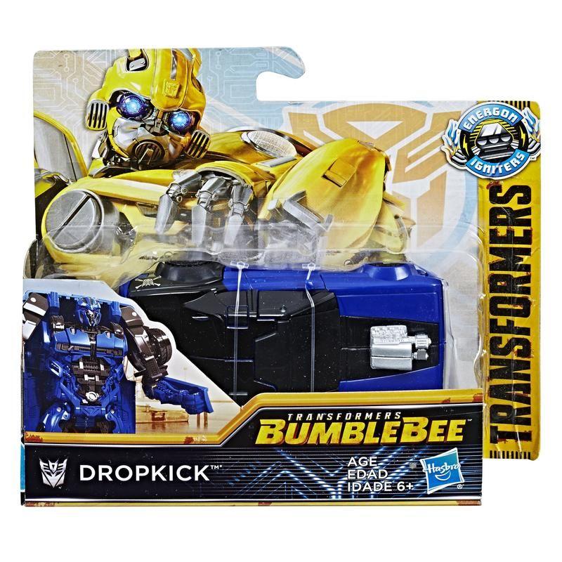 TRANSFORMERS E0753  Energon Igniters Power Series Dropkick