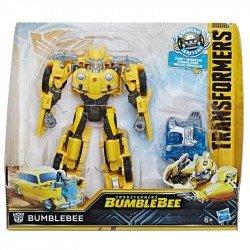 TRANSFORMERS E0763  Película Bumblebee Energon Igniters Bumblebee