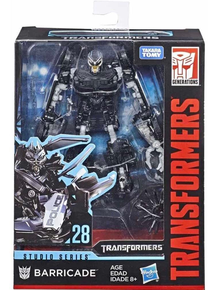 Figura Transformers E0701 Studio Series Deluxe Hasbro