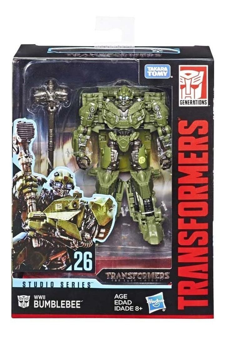 TRANSFORMERS STUDIO SERIES DELUXE HASBRO