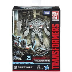 Figura Transformers Studio Series Deluxe Hasbro 29 Sideswipe