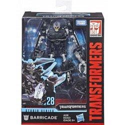 Figura Transformers Studio Series Deluxe Hasbro 28 Barricade
