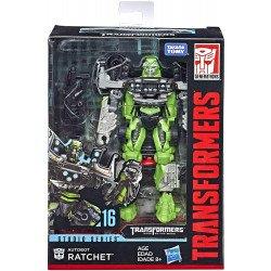 Figura Transformers Studio Series Deluxe Hasbro 16 Ratchet