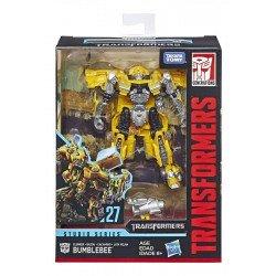 Figura Transformers Studio Series Deluxe Hasbro 27 Bumblebee