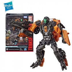 Figura Transformers Studio Series Deluxe Hasbro 17 Shadow Raider