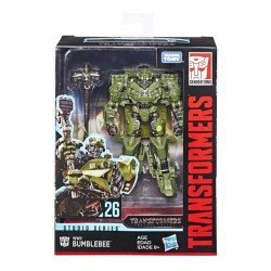 Figura Transformers Studio Series Deluxe Hasbro 26 Bumblebee