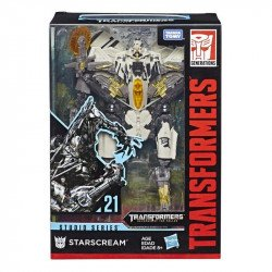 Transformers Gen Studio Series Voyager Hasbro Starscream 21