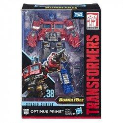 Transformers Gen Studio Series Voyager Hasbro Optimus Prime 38
