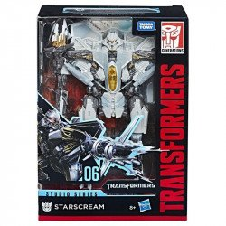 Transformers Gen Studio Series Voyager Hasbro Starscream 06