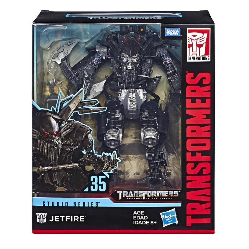 Transformers E3748 Figura Jeftire Studio Series Transformers Generations  Juguete Hasbro