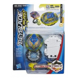 Beyblade Kit de Inicio Burst Turbo SwitchStrike Tide Treptune T3