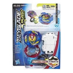 Beyblade Kit de Inicio  Burst Turbo SwitchStrike - Garuda G3 E1036