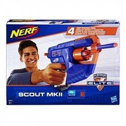 Nerf E0824 Lanzador Scout MKII N-Strike Elite