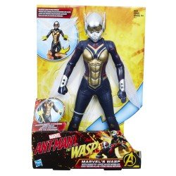 Figura The Wasp Con Alas Móviles Ant-Man & The Wasp Marvel