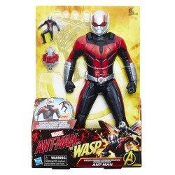 Figura Ant-Man 12 Pulgadas Ant-Man & The Wasp Marvel