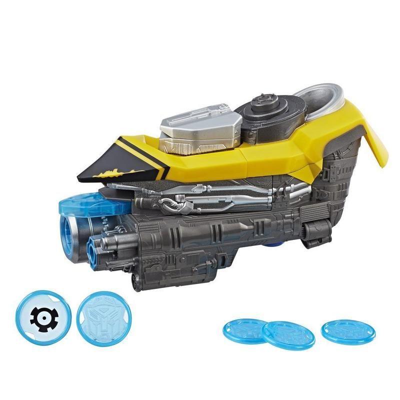 Transformers E0852 Lanzador de aguijón Bumblebee