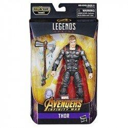 Marvel E3982 Figura Thor 6 Pulgadas Marvel Legends The Best  Juguete Hasbro