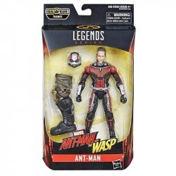 Marvel E3984 Figura Ant-Man 6 Pulgadas Marvel Legends The Best