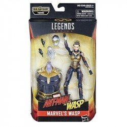 Marvel E3985 Figura The Wasp 6 Pulgadas Marvel Legends The Best