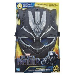 THE BLACK PANTHER HERO PANTHER FEATURE MASK