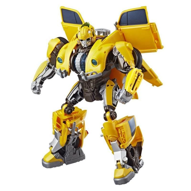 Transformers Bumblebee Figura De Acción De Bumblebee
