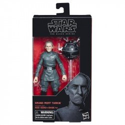 Figura Grand Moff Tarkin 6 Pulgadas The Black Series Star Wars