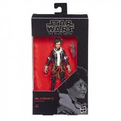Figura Val Mimban 6 Pulgadas Star Wars The Black Series