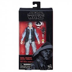Figura Rebel Flett Trooper 6 Pulgadas The Black Series Star Wars
