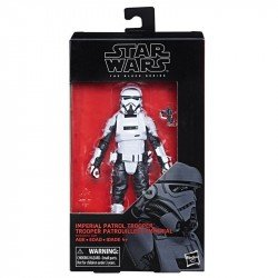 Figura Imperial Patrol Trooper 6 Pulgadas The Black Series Star Wars