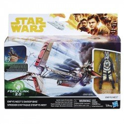 STAR WARS S2 SWU NEMESIS CHARIOT AND NEMESIS