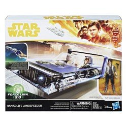 Vehículo Landspeeder de Han Solo Star Wars