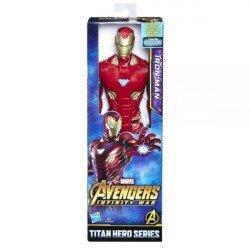 AVENGERS 12 TITAN HERO IRON MAN HASBRO