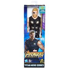 AVENGERS 12 TITAN HERO THOR HASBRO