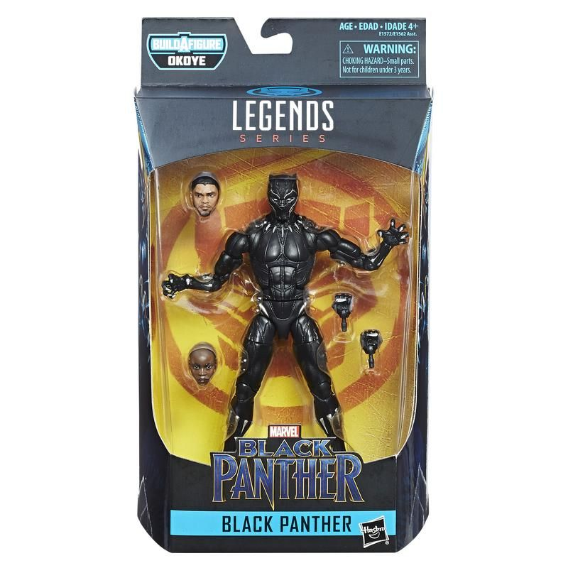 Marvel E5791 Figura Ulysses Klaue 6 Pulgadas Black Panther Marvel