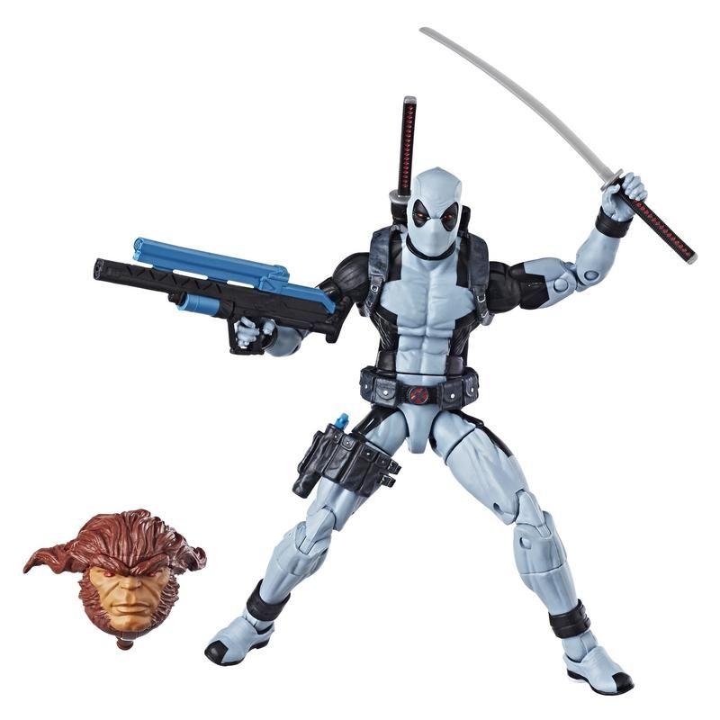 Figura Deadpool X Force 6 Pulgadas Deadpool Marvel Legends
