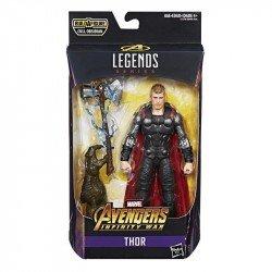 Figura Thor 6 Pulgadas Avengers Marvel