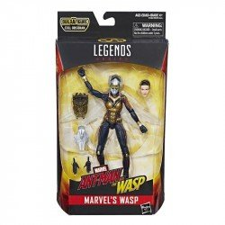 Figura Wasp 6 Pulgadas Ant-Man & The Wasp Marvel