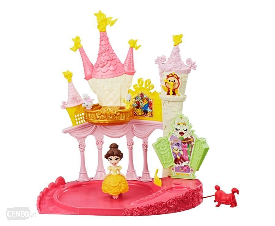 DISNEY PRINCESS MOVIMIENTOS MAGICOS SALON DE BAILE ENCANTADO HASBRO