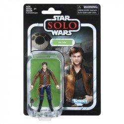 Figura Han Solo 3.5 Pulgadas Colección Vintage Star Wars