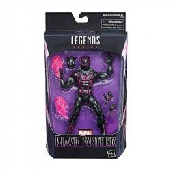 BLACK PANTHER 6 INCH LEGENDS HERO PANTHER HASBRO