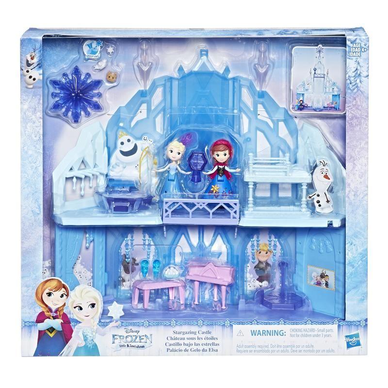 Castillo de Lujo Frozen Disney Princesas