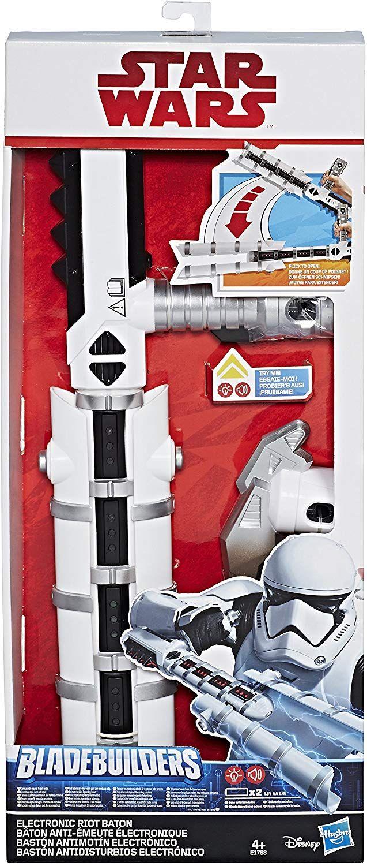 Hasbro E1788 Star Wars: Bastón anti motín electrónico
